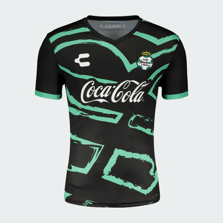 Camisetas especiales con el logo de Coca-Cola para tres clubes mexicanos 5