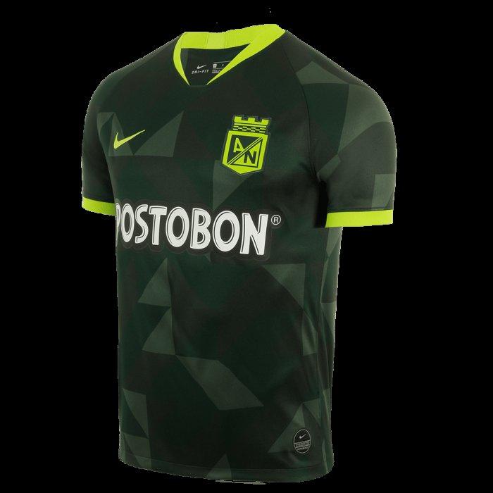 Filtran fotos de la camiseta visitante Nike 2020 de Atlético Nacional 2