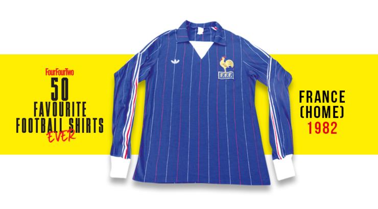 Camiseta de Colombia en 1990, entre las 50 mejores de la historia 18