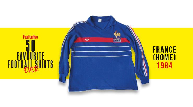 Camiseta de Colombia en 1990, entre las 50 mejores de la historia 46