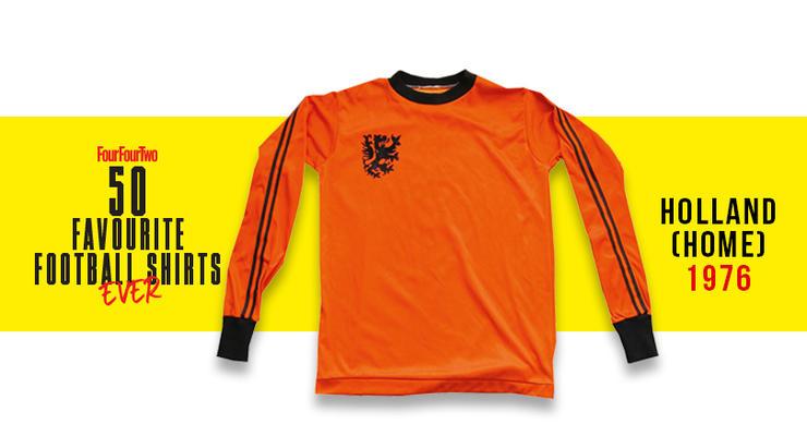 Camiseta de Colombia en 1990, entre las 50 mejores de la historia 49