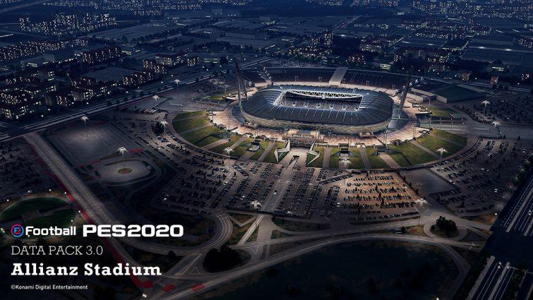 La nueva actualización de PES 2020 llega con el estadio de Gremio