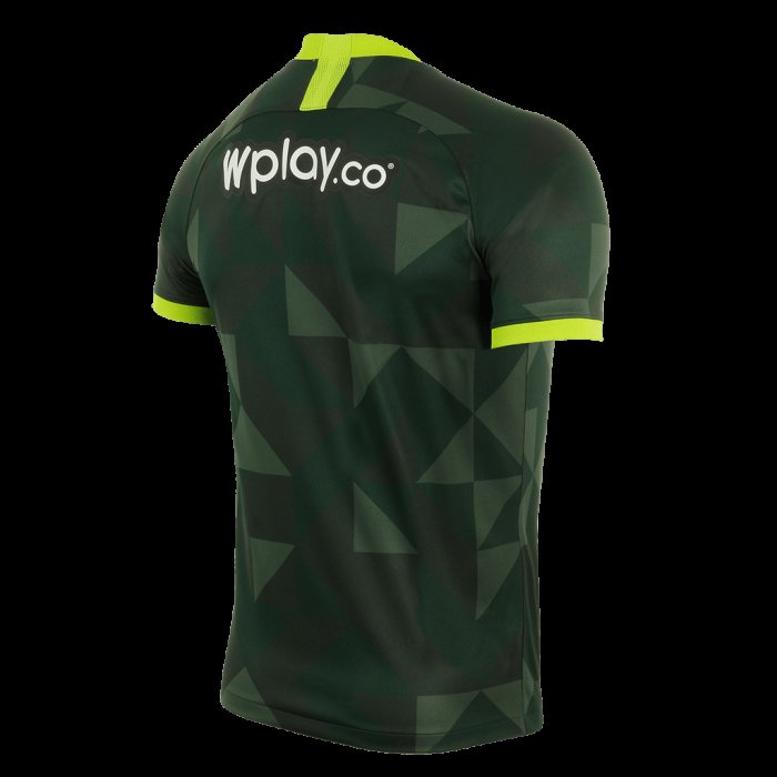 Filtran fotos de la camiseta visitante Nike 2020 de Atlético Nacional 3