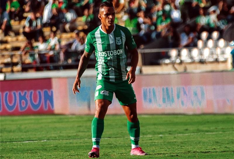 Bryan Rovira Atlético Nacional 0 – Junior FC 1 Liga Águila 2019-II (3)