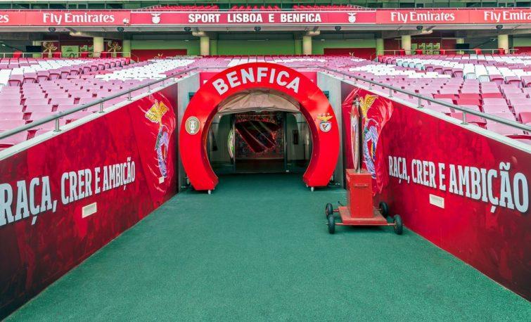 Benfica lanza su propio servicio de streaming 1