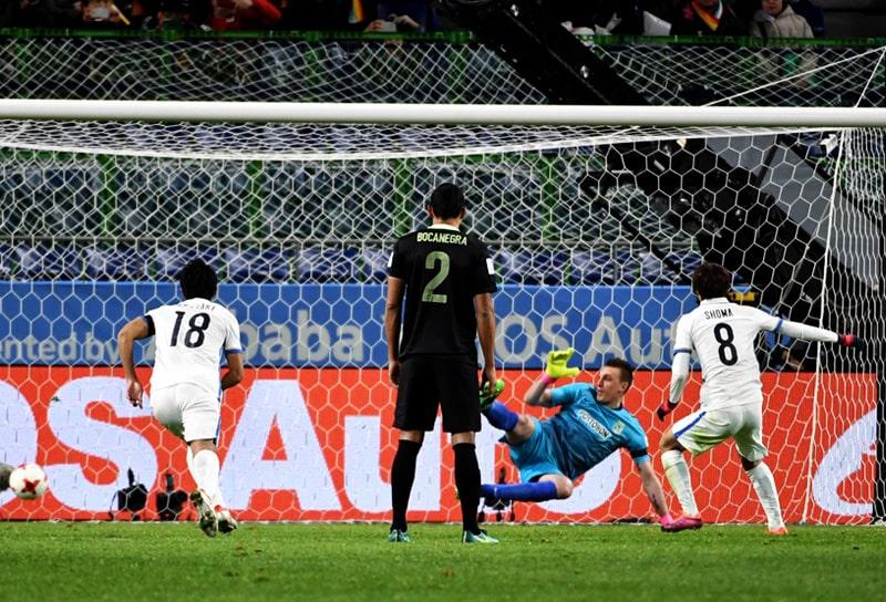 Kashima Antlers 3 - 0 Atlético Nacional Mundial de Clubes 2016 (2)