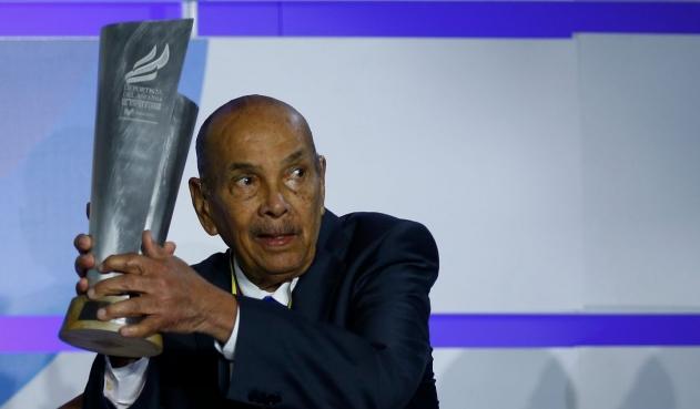 Efraín Caimán Sánchez murió a los 93 años en Bogotá
