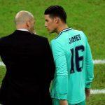 Mensaje de James Rodríguez tras su regreso