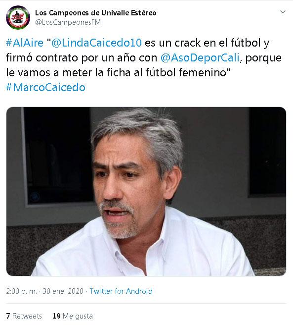 Linda Caicedo