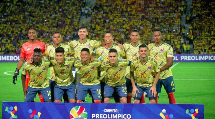 dónde ver Colombia Venezuela Preolímpico