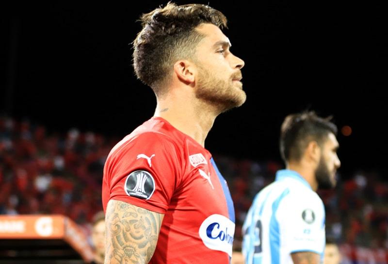 Adrián Arregui, Medellín 1 - 0 Tucumán, Copa Libertadores 2020 (2)