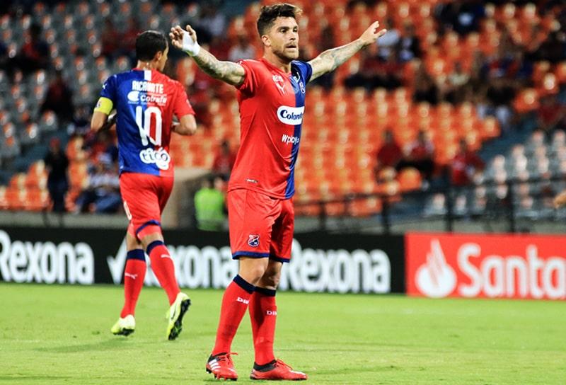 Adrián Arregui, Medellín 1 - 0 Tucumán, Copa Libertadores 2020