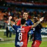 Adrián Arregui, Medellín 3 - 2 Pasto, Copa Águila 2019