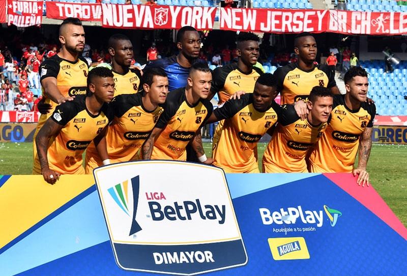 América 2 - 0 Medellín, Liga 2020-I