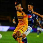 Andrés Cadavid, Millonarios FC 2 - 2 DIM, Copa Águila 2019