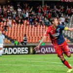 Andrés Ricaurte, DIM 1 - 0 Club Atlético Tucumán, Copa Libertadores 2020