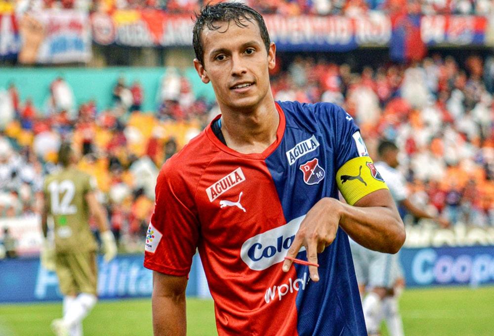 Andrés Ricaurte, DIM 3 - 1 Patriotas Boyacá, Liga 2020-I