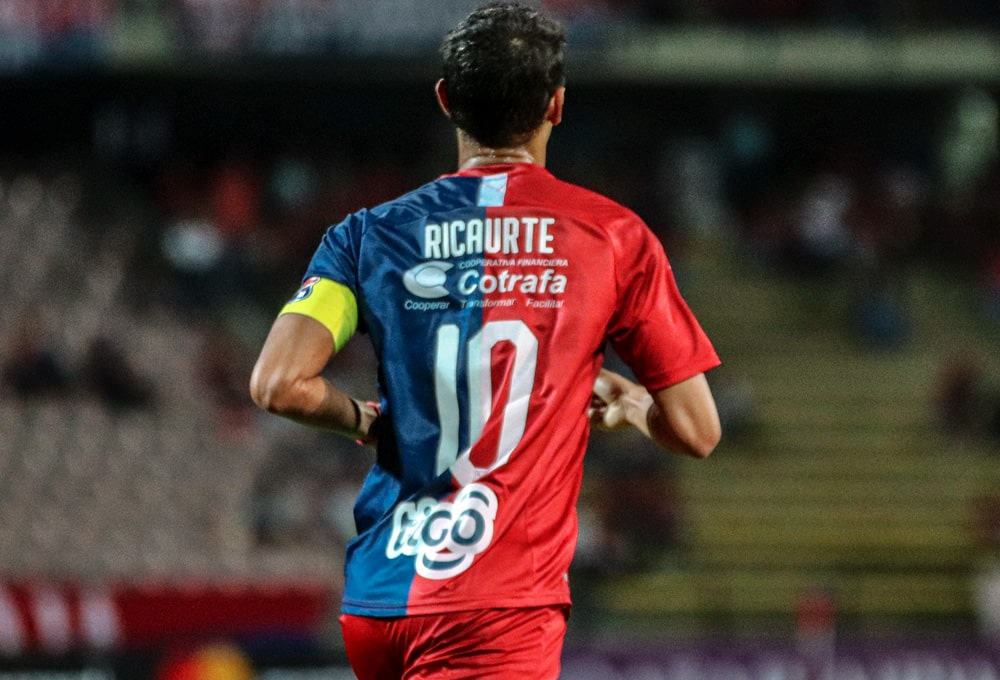 Andrés Ricaurte, Medellín 4 - 0 Táchira, Copa Libertadores 2020 (1)