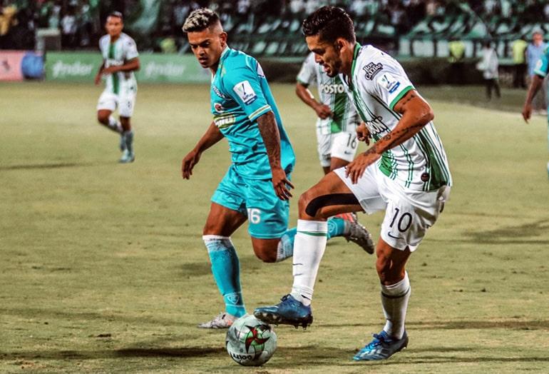Andrés 'Rifle' Andrade, Atlético Nacional 1 - 2 Jaguares FC, Liga 2020-I