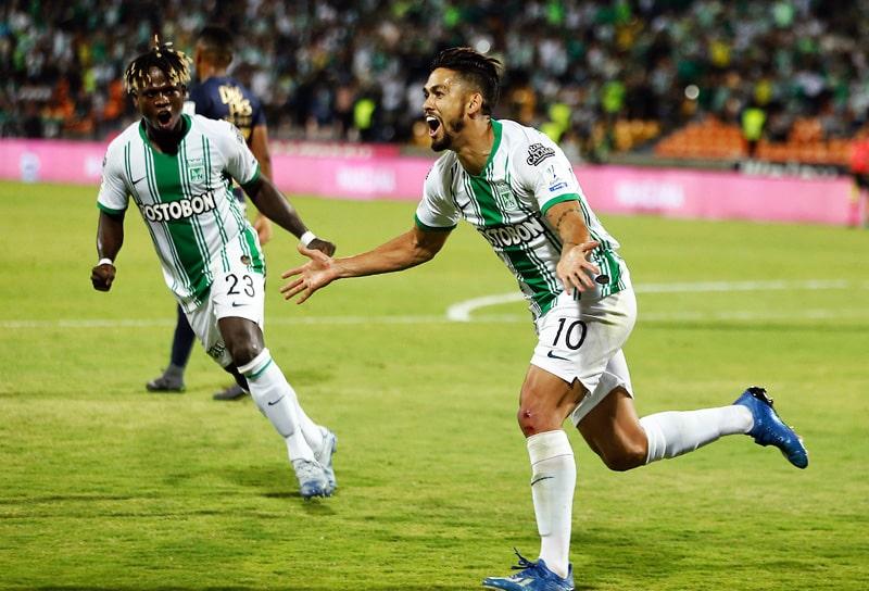 Andrés 'Rifle' Andrade, Atlético Nacional 2 - 2 Deportivo Cali, Liga 2020-I