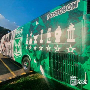 Atlético Nacional, nuevo bus (4)