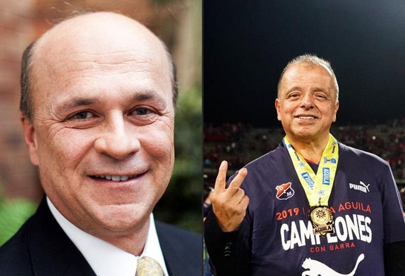 Carlos Antonio Vélez, José Raúl Giraldo, DIM