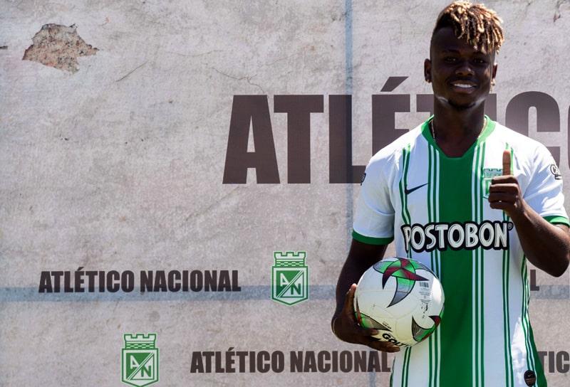 Déinner Quiñones, Atlético Nacional