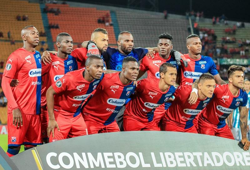 Medellín 1 - 0 Tucumán, Copa Libertadores 2020