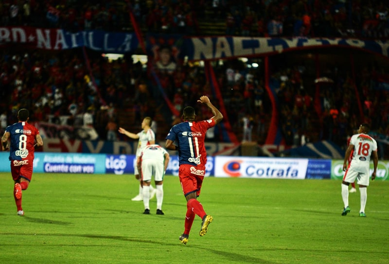 DIM 3 - 0 Patriotas Boyacá, Liga Águila 2019-II