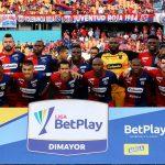 DIM 3 - 1 Patriotas Boyacá, Liga 2020-I (1)