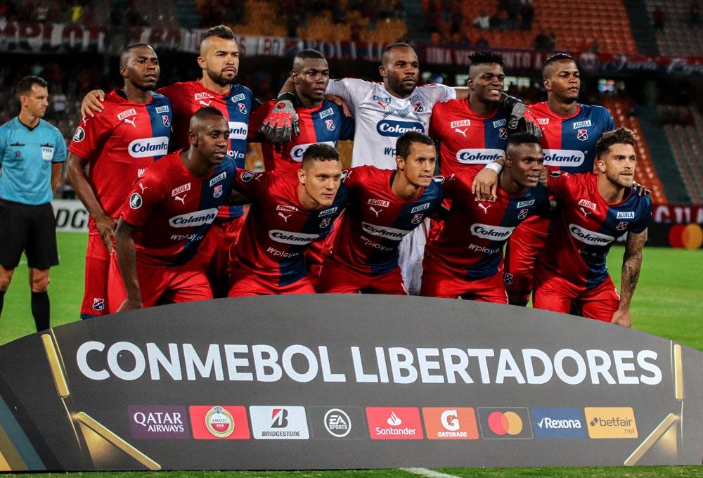 DIM 4 - 0 Deportivo Táchira Fútbol Club, Copa Libertadores 2020 (3)
