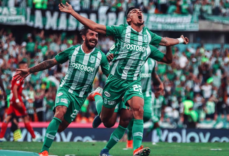 Daniel Muñoz, Atlético Nacional, Liga Águila 2019-II