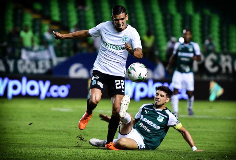 Daniel Muñoz, Deportivo Cali 0 - 0 Atlético Nacional, Liga Águila 2019-II