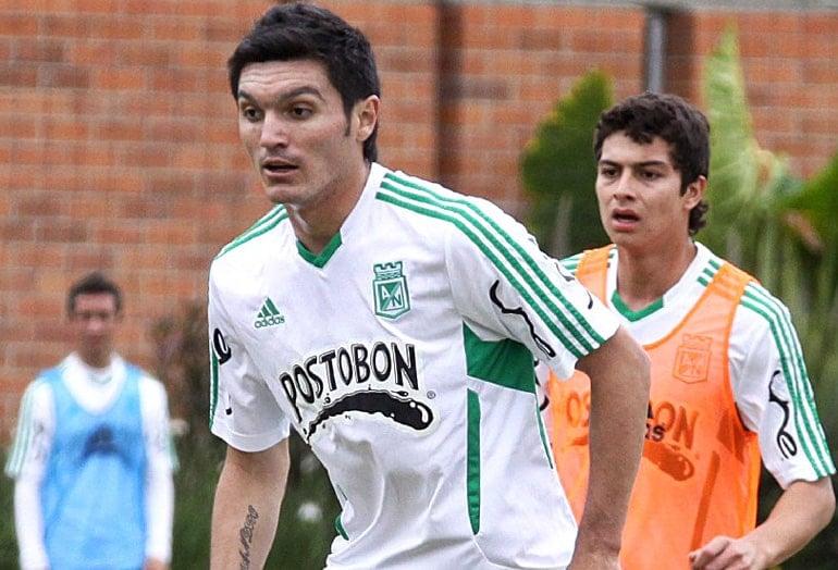 Daniel Torres, ex Atlético Nacional