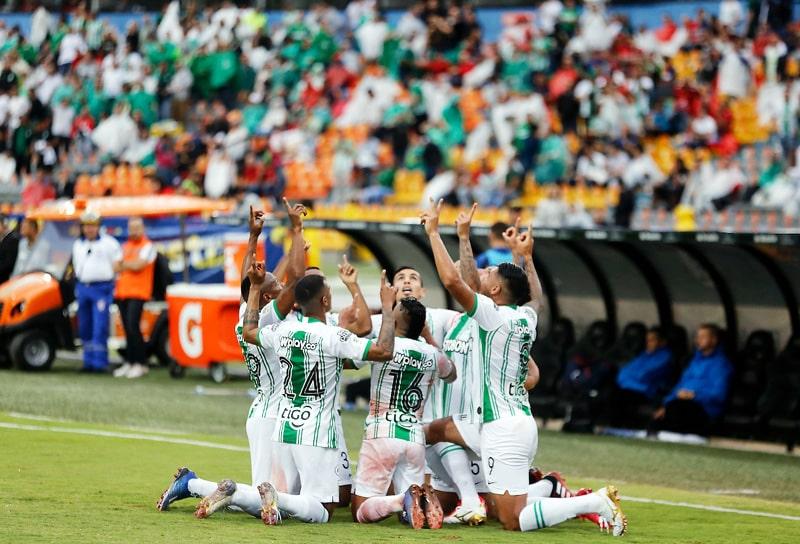 Deportivo Independiente Medellín 1 - 3 Atlético Nacional, Liga 2020-I