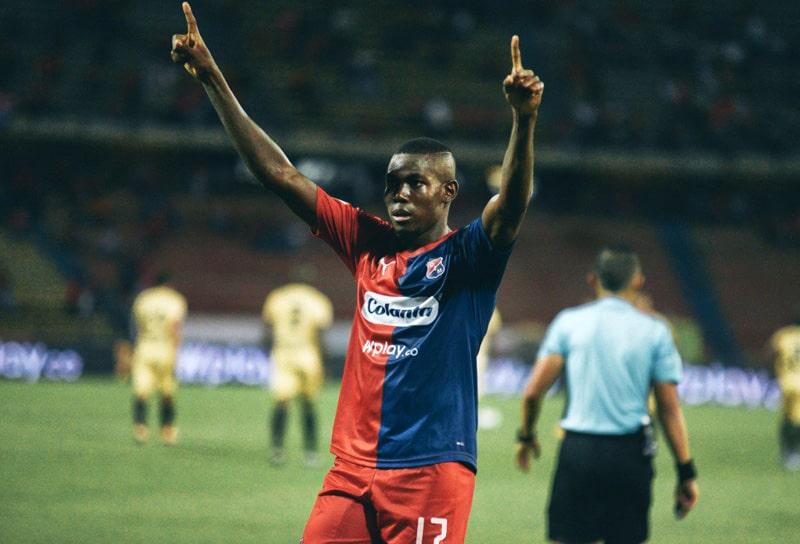 Didier Delgado, Medellín 1 - 2 Rionegro Águilas, Liga Águila 2019-II (5)