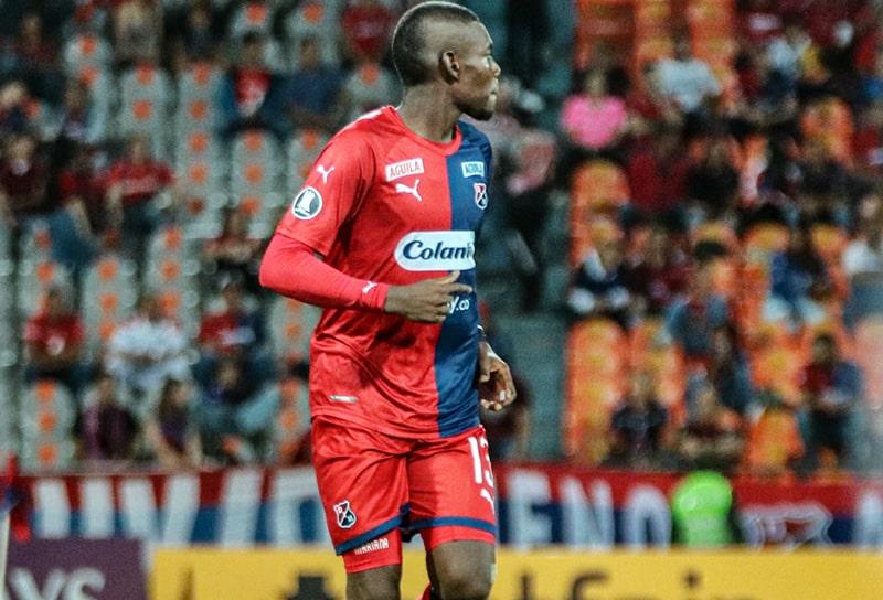 Didier Delgado, Medellín 4 - 0 Táchira, Copa Libertadores 2020