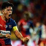 Germán Cano, DIM 2 - 1 Deportivo Cali, Copa Águila 2019