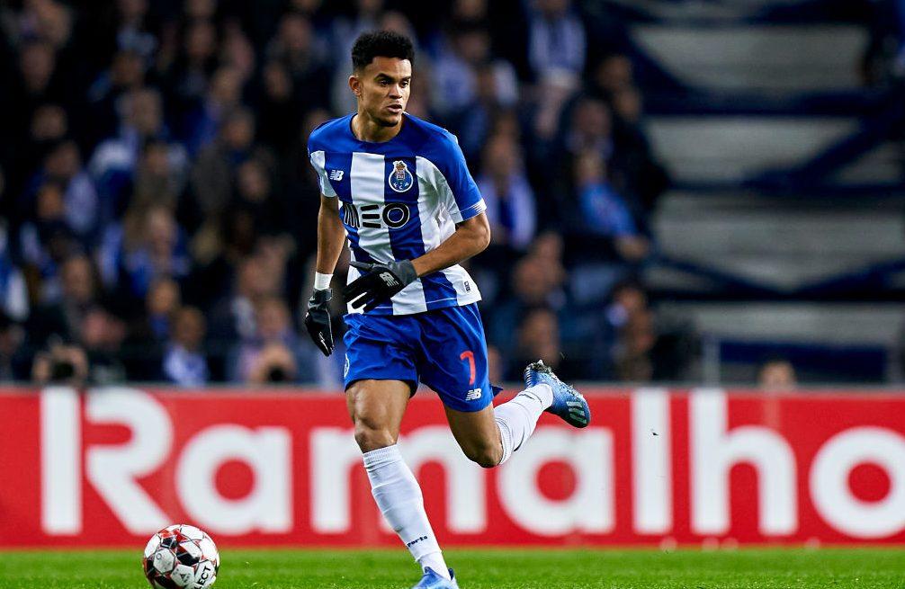 Luis Díaz le da vida al FC Porto en la Europa League | Futbolete.com