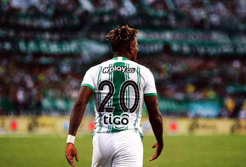 Gustavo Torres, Atlético Nacional 2 - 0 Deportivo Pereira, Liga 2020-I