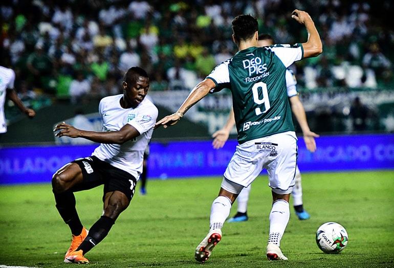 Helibelton Palacios, Deportivo Cali 0 - 0 Atlético Nacional, Liga 2020-I