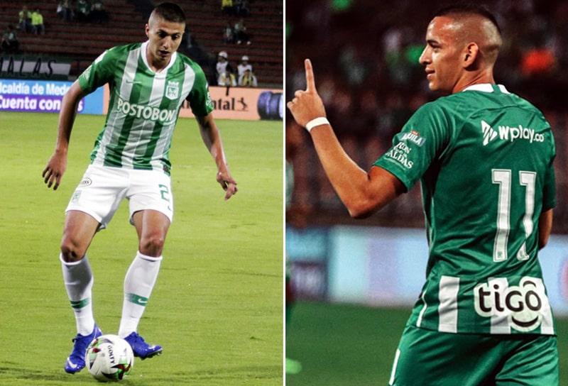 Indio Ramírez, Neyder Moreno, Atlético Nacional