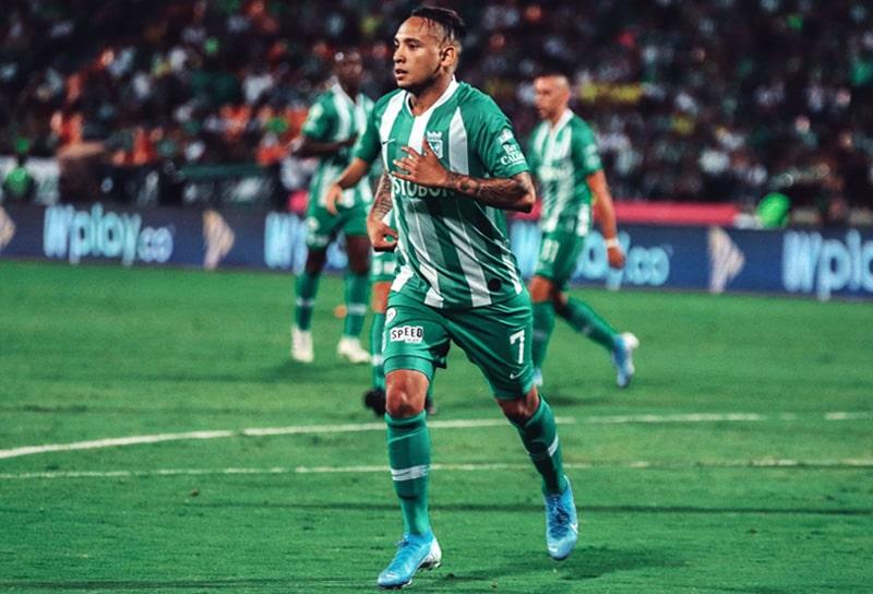 Jarlan Barrera, Atlético Nacional vs. Millonarios FC, Liga Águila 2019-II