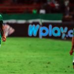 Jarlan Barrera, Vladimir Hernández, Atlético Nacional 1 - 0 Deportes Tolima, Liga Águila 2019-II