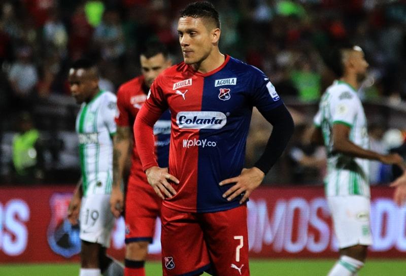 Javier Reina, Medellín 1 - 3 Nacional, Liga 2020-I