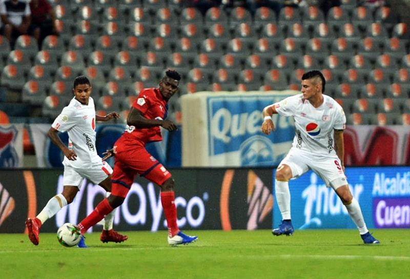Jesús Murillo, Medellín 4 - 1 América, Liga Águila 2019-II