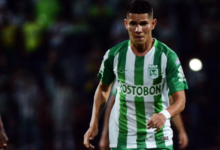 Jorman Campuzano, ex Atlético Nacional