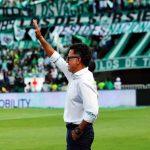 Juan Carlos Osorio, Atlético Nacional 1 - 1 Deportes Tolima, Liga Águila 2019-II