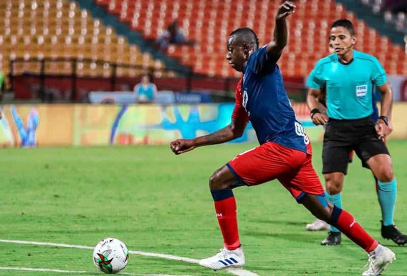 Juan Fernando Caicedo, DIM 3 - 1 Rionegro Águilas, Liga 2020-I