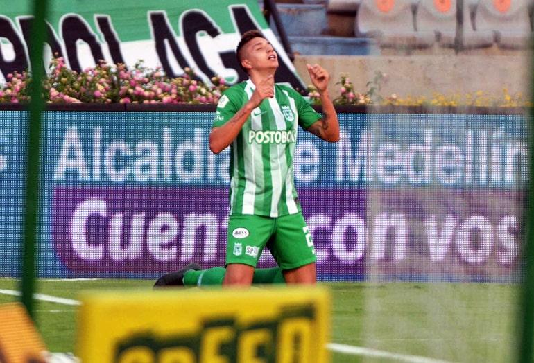 Juan Pablo Ramírez, Atlético Nacional 1 - 1 Deportes Tolima, Liga Águila 2019-II